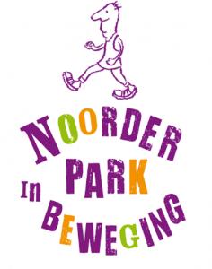 Logo Noorderpark in Beweging